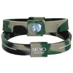 Mojo Wristband Max Double holographic | 8 inch Camouflage